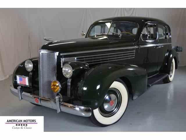 1938 Cadillac LaSalle | 967050