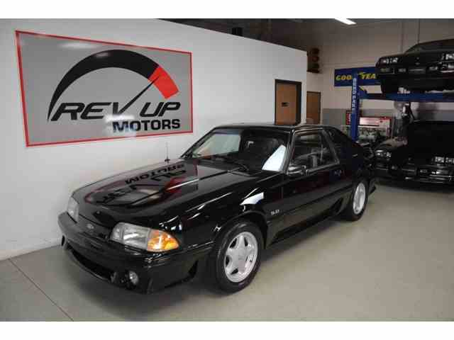 1991 Ford Mustang | 967057