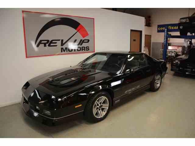 1986 Chevrolet Camaro | 967058