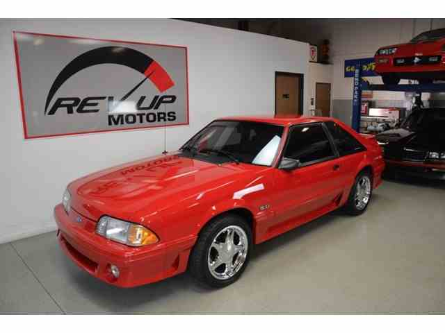 1992 Ford Mustang | 967059