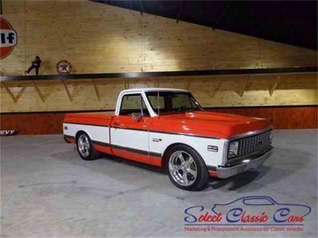 1972 Chevrolet C/K 10 | 967073