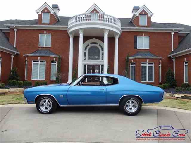 1970 Chevrolet Chevelle | 967074