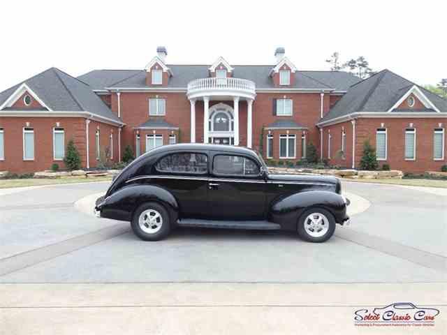 1940 Ford 2-Dr Sedan | 967075