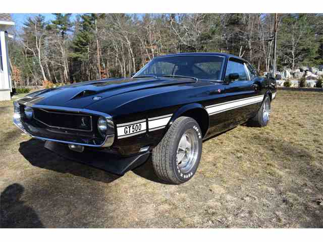 1970 Shelby GT500 | 967077