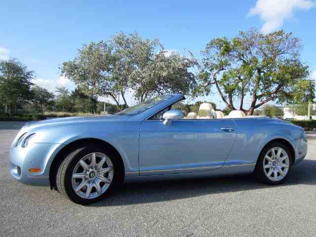 2007 Bentley Continental GTC | 967082