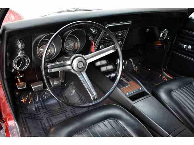 1968 Chevrolet Camaro Z28 | 967083