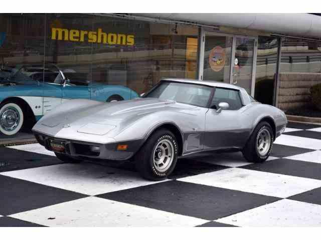 1978 Chevrolet CorvetteSilver Anniversary | 967084