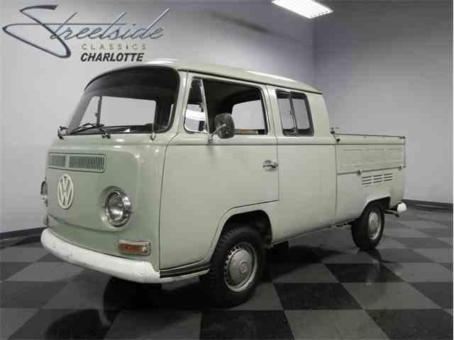 1971 Volkswagen Transporter Double Cab | 967085