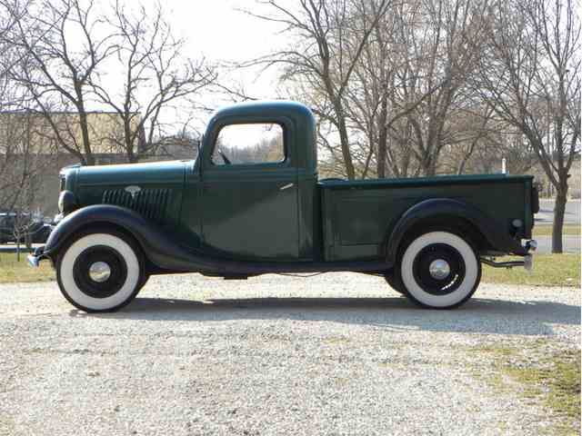 1935 Ford 1/2 Ton Pickup | 967094