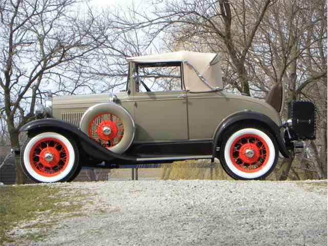 1931 Ford Model A 68B Cabriolet | 967099