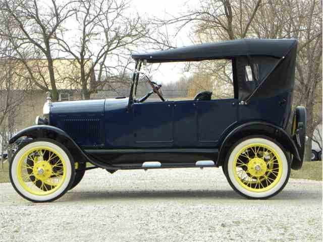 1927 Ford Model T | 967100