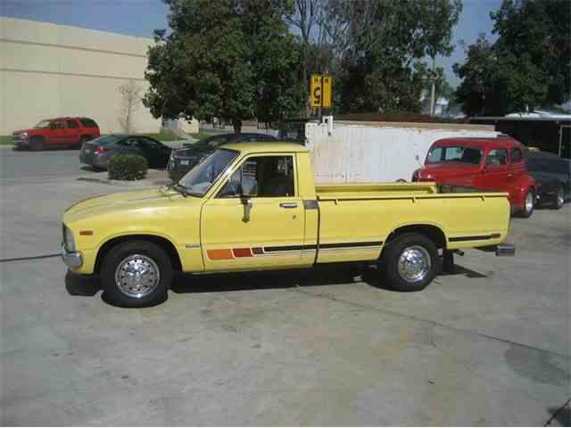 1980 Toyota Pickup | 967105