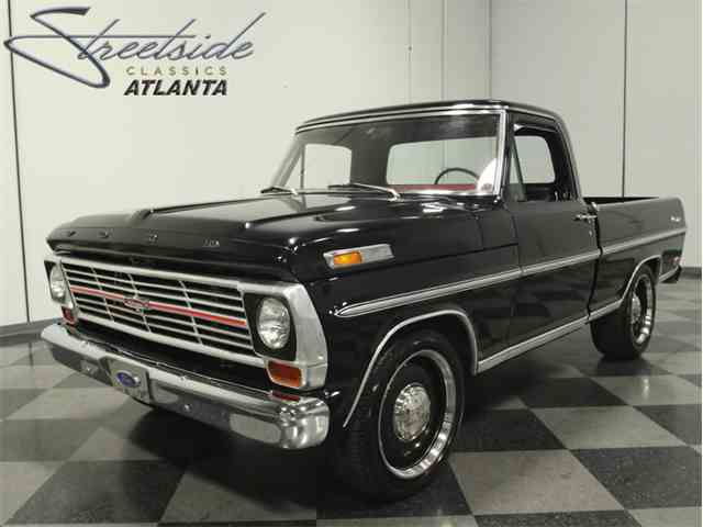 1969 ford f100 for sale on. Black Bedroom Furniture Sets. Home Design Ideas