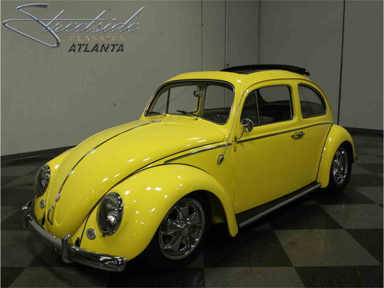 1960 volkswagen beetle for sale cc 967114. Black Bedroom Furniture Sets. Home Design Ideas