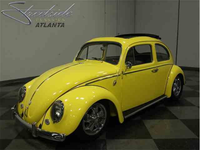 1960 Volkswagen Beetle | 967114