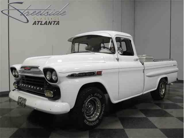 1959 Chevrolet Apache | 967117