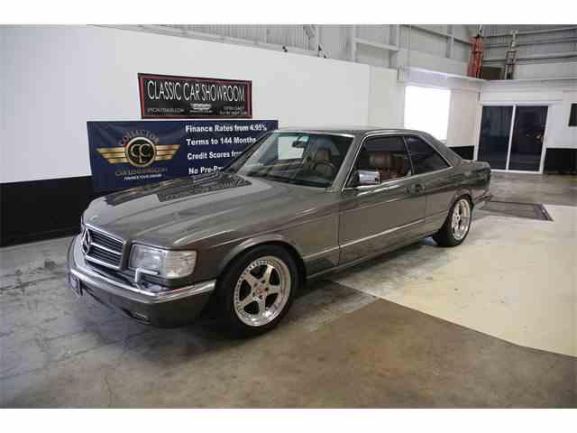 1987 Mercedes-Benz 560SEC | 967119