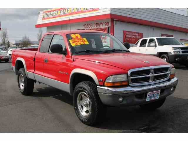 1999 Dodge Dakota   967136