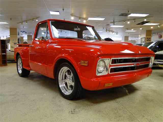 1968 Chevrolet C/K 10 | 967141