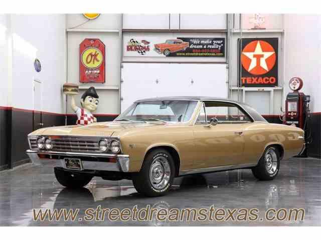 1967 Chevrolet Chevelle Malibu | 967144