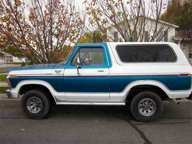 1978 Ford Bronco | 967155