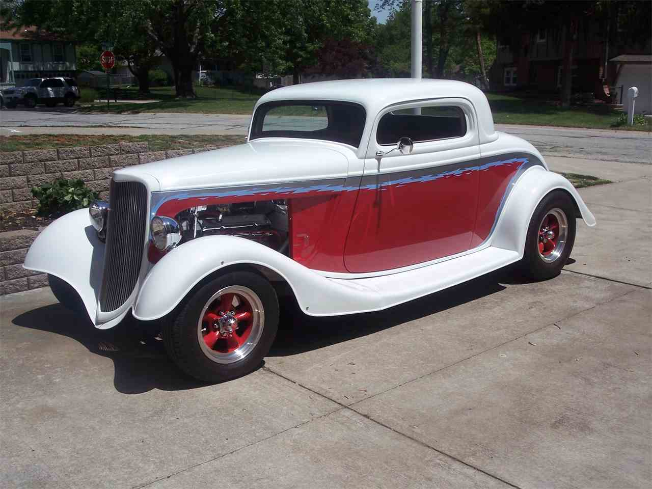 1934 ford coupe for sale cc 967160. Black Bedroom Furniture Sets. Home Design Ideas