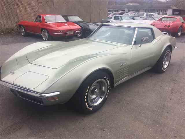 1972 Chevrolet Corvette | 967163