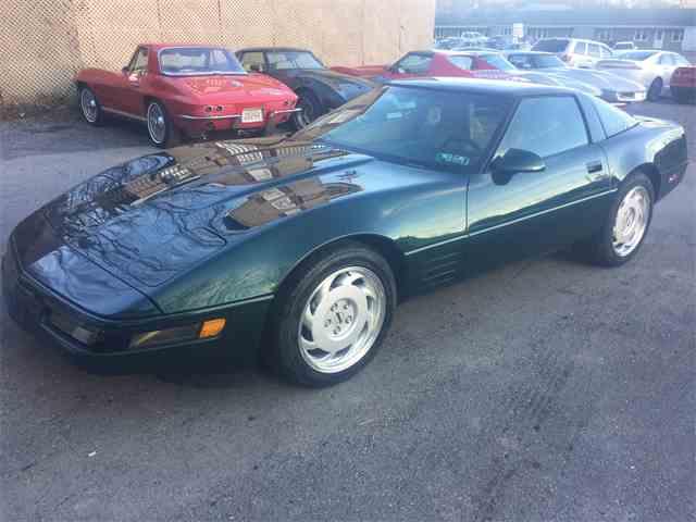 1992 Chevrolet Corvette | 967164