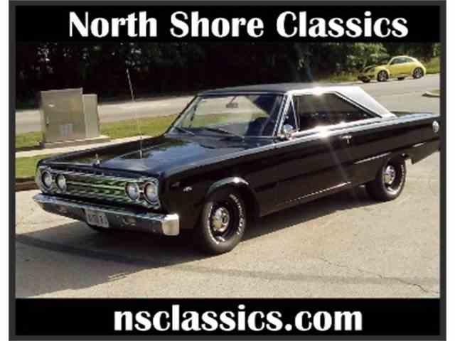 1967 Plymouth GTX | 967177