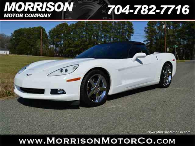 2008 Chevrolet Corvette | 967179