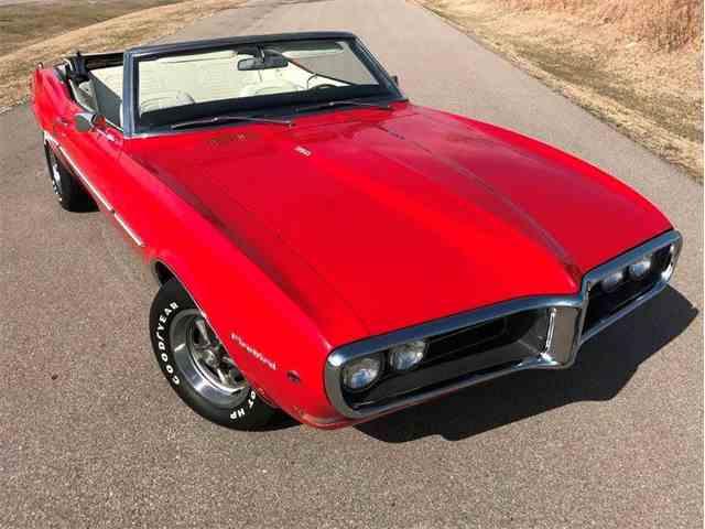 1968 Pontiac Firebird | 967181