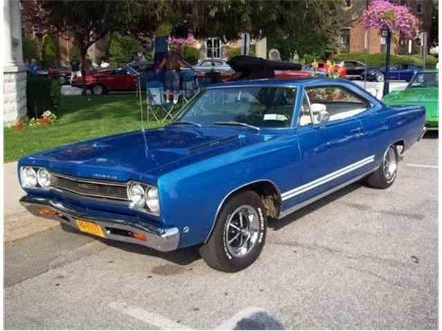 1968 Plymouth GTX | 967182