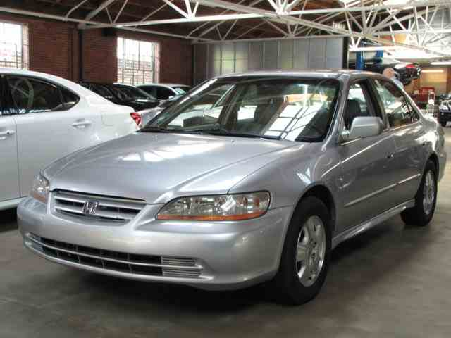 2002 Honda Accord | 967184