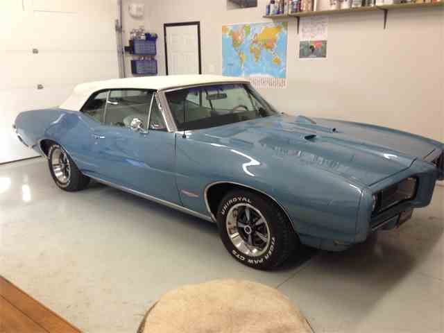 1968 Pontiac GTO | 967192