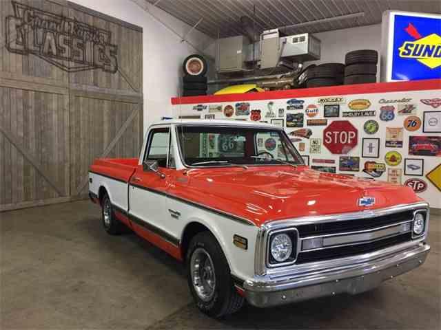 1970 Chevrolet C/K 10 | 967195