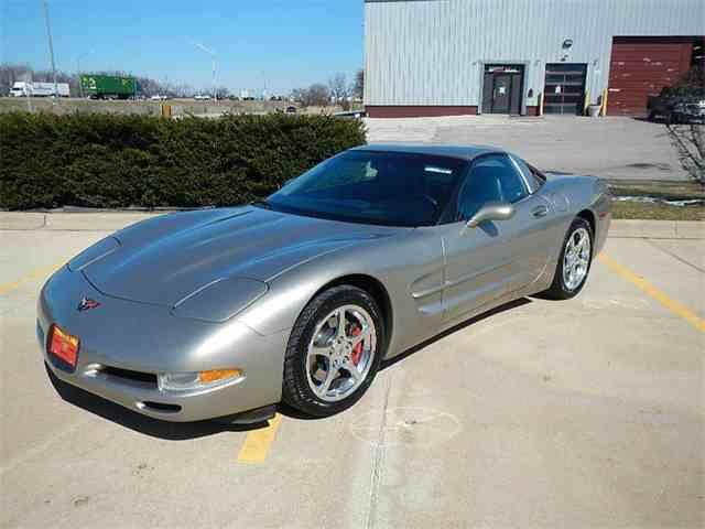 2002 Chevrolet Corvette | 967202