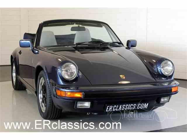 1986 Porsche 911 Carrera | 967207