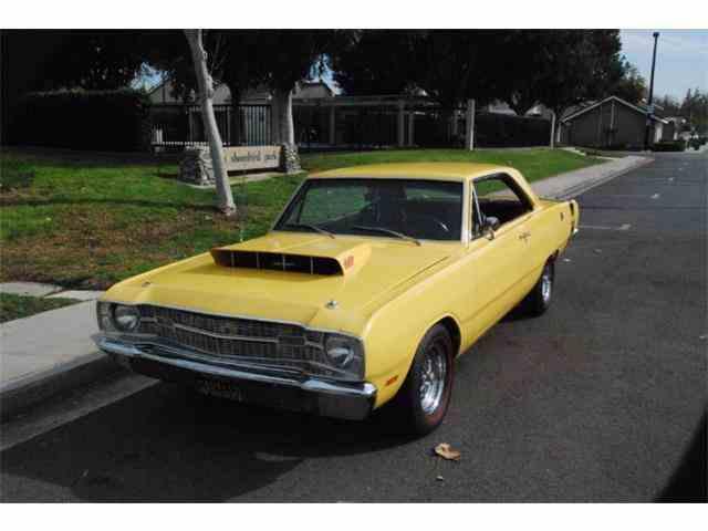 1969 Dodge Dart | 967208