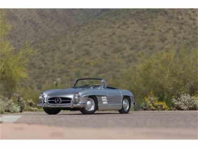 1957 Mercedes-Benz 300SL | 967212