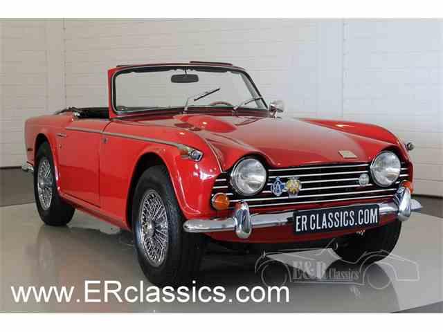 1968 Triumph TR250   967222