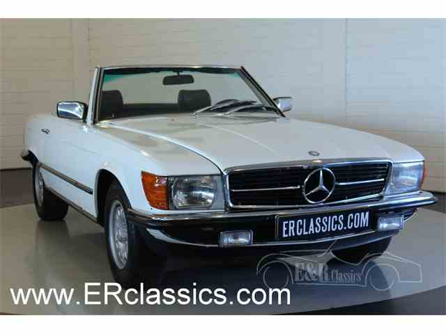 1981 Mercedes-Benz 280SL | 967223