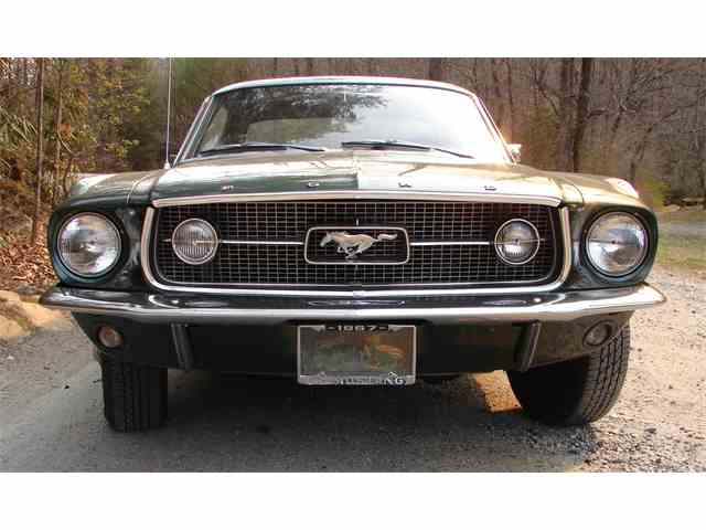 1967 Ford Mustang | 967230