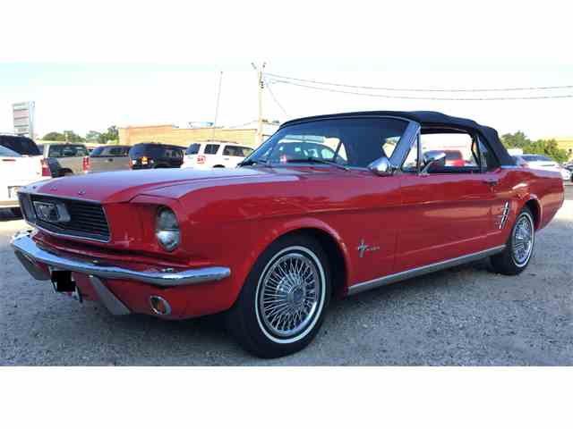 1966 Ford Mustang | 967240