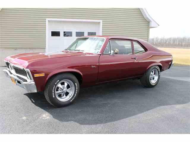 1971 Chevrolet Nova SS | 967243