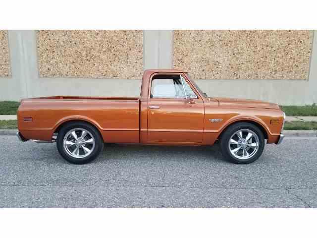 1969 Chevrolet C/K 10 | 967245