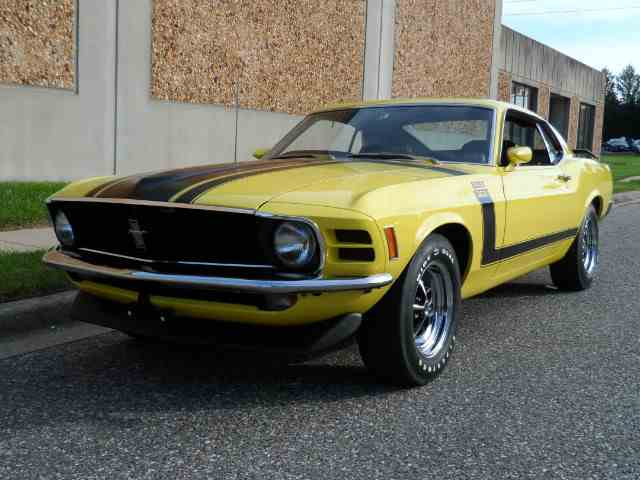 1970 Ford Mustang | 967252