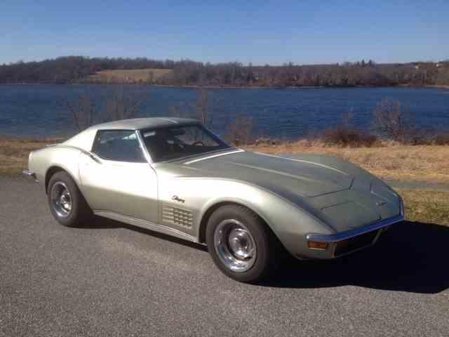 1972 Chevrolet Corvette | 967255