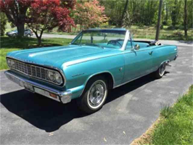 1964 Chevrolet Malibu SS | 967256