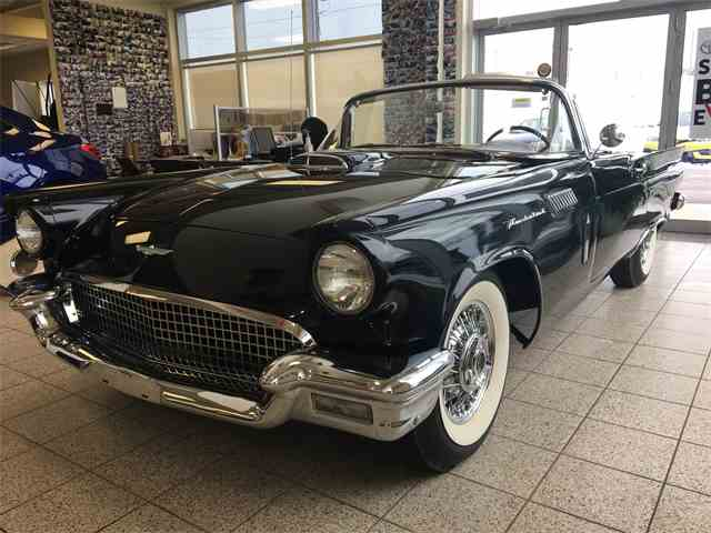 1957 Ford Thunderbird | 967268