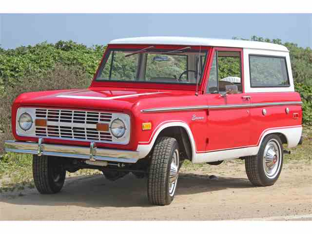 1975 Ford Bronco | 967278